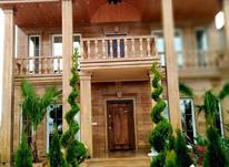 فروش ویلا کاخ ۳۰۰ متر زمین و ۴ خواب مستر در شیپور-عکس کوچک