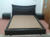 تخت خواب دو نفره با اینه و پاتختی ها در شیپور-عکس کوچک