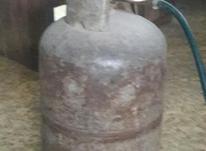 کپسول گاز با رگلاتور در شیپور-عکس کوچک