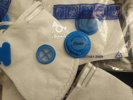بسته 100 تایی ماسک N95 در گروه خرید و فروش لوازم شخصی در تهران در شیپور-عکس1