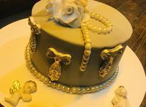 کیک فوندانت خانگی فروش فوری در شیپور-عکس کوچک