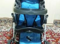 کالسکه نوزادی سالم و کم کارکرد در شیپور-عکس کوچک