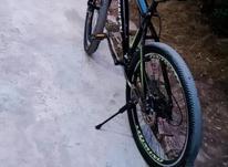 دوچرخه صفر سالم یخورده خرابی داره که اون هم درست میشه . در شیپور-عکس کوچک