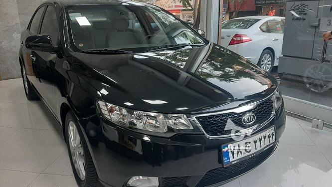 کیا سراتو (مونتاژ) 1396 مشکی در گروه خرید و فروش وسایل نقلیه در تهران در شیپور-عکس1