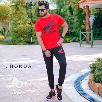 ست تیشرت و شلوار مردانه Honda مدل Bimer در گروه خرید و فروش لوازم شخصی در تهران در شیپور-عکس1