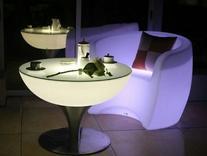 میز سوارز صندلی تولد مبلمان نوری بلک لایت ظروف کرایه تشریفات در شیپور