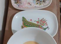 ظروف ولامین قدیمی  در شیپور-عکس کوچک