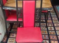 میز به همراه 4 صندلی طرح هخامنش در شیپور-عکس کوچک