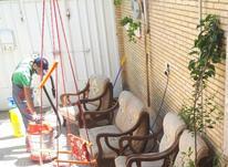 مبل 8 نفره راحتی تمیز در شیپور-عکس کوچک