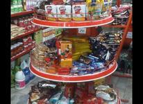 فروش قفسه دایر ه ای وسط فروشگاه وسوپر مارکت در شیپور-عکس کوچک