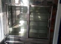 یخچال فروشگاهی دو طرفه موتور خراب در شیپور-عکس کوچک