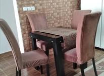 میز نهار خوری چهار نفره  در شیپور-عکس کوچک