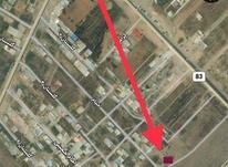 زمین 84 متر بیمارستان پیامبر اعظم در شیپور-عکس کوچک
