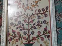 پته اصیل کرمان در طرح رنگی زیبا در شیپور-عکس کوچک