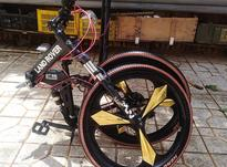 دوچرخه تاشو  در شیپور-عکس کوچک