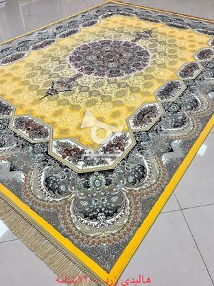 فرش  عقیق دربار کاشان در گروه خرید و فروش لوازم خانگی در تهران در شیپور-عکس1