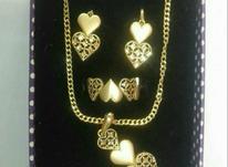 نیم ست طلا 18 عیار در شیپور-عکس کوچک