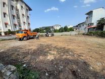 فروش 540 متر زمین دو نبش آپارتمانی در شیپور