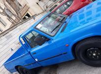 نیسان وانت دوگانه سوز صفر خشک در شیپور-عکس کوچک