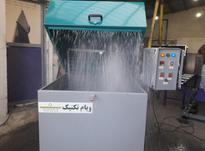 دستگاه موتور شور ( سیلندرشوی ) با مشعل ایران رادیاتور در شیپور-عکس کوچک