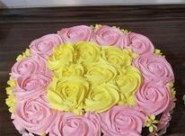 کیک وژله ی خونگی در شیپور-عکس کوچک
