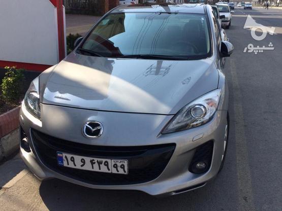 مزدا 3 (سدان) 1398 خاکستری در گروه خرید و فروش وسایل نقلیه در تهران در شیپور-عکس1