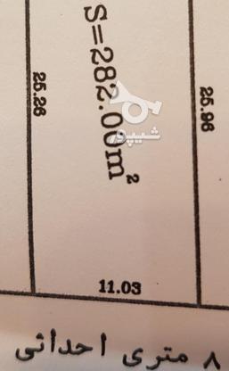 فروش زمین مسکونی 282 متر در رامسر در گروه خرید و فروش املاک در مازندران در شیپور-عکس1
