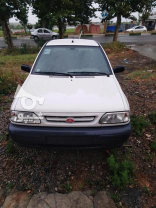 پراید 131 مدل 98 سفید در گروه خرید و فروش وسایل نقلیه در مازندران در شیپور-عکس1