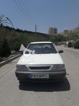 پراید مدل 76 در گروه خرید و فروش وسایل نقلیه در تهران در شیپور-عکس1