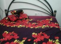 فروش فوری تخت خواب دونفره میز ارایشی در شیپور-عکس کوچک