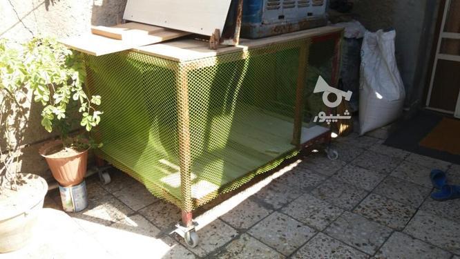 میز کار فلزی در گروه خرید و فروش لوازم خانگی در قزوین در شیپور-عکس1