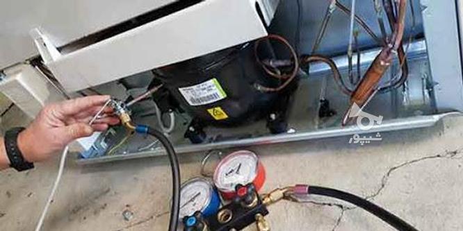 آموزش تعمیر یخچال فریزر بصورت کامل در گروه خرید و فروش خدمات و کسب و کار در فارس در شیپور-عکس1