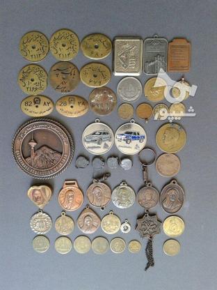 مدال و نشان در گروه خرید و فروش ورزش فرهنگ فراغت در قم در شیپور-عکس1