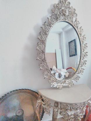 آینه شمعدان در گروه خرید و فروش لوازم خانگی در همدان در شیپور-عکس1