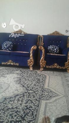 مبل هفت نفرزیبا در گروه خرید و فروش لوازم خانگی در سمنان در شیپور-عکس1