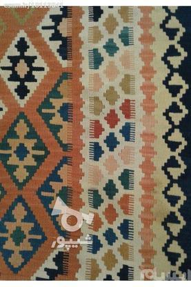 گلیم دستبافت در حد نو.3متر در 82 در گروه خرید و فروش لوازم خانگی در مازندران در شیپور-عکس1