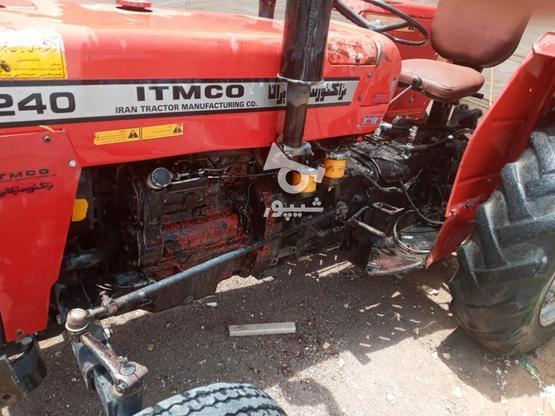 تراکتور فرکوسن 240 تمیز  در گروه خرید و فروش وسایل نقلیه در کرمان در شیپور-عکس1