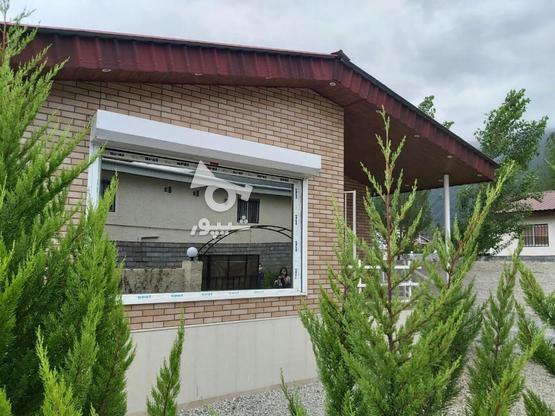 فروش ویلا 200 متر دید ابدی جنگل حیاط سازی شده در ملکار  در گروه خرید و فروش املاک در مازندران در شیپور-عکس1