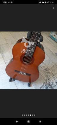 گیتار یاماها c40 اصل بدون هیچ لکه ای  در گروه خرید و فروش ورزش فرهنگ فراغت در البرز در شیپور-عکس1