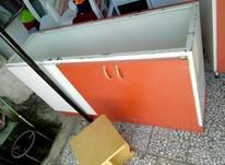 کابینت با سنگ روکابینت  تمیز سالم  در شیپور-عکس کوچک