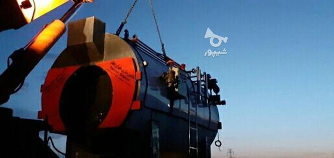دیگ بخار 4تن 3تن 10 با فشار در گروه خرید و فروش صنعتی، اداری و تجاری در آذربایجان غربی در شیپور-عکس1