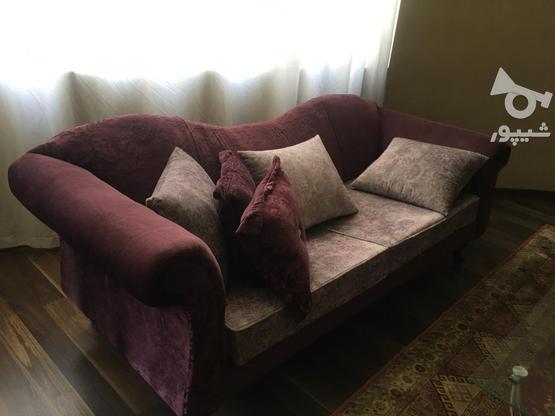 مبل هفت نفره  در گروه خرید و فروش لوازم خانگی در آذربایجان شرقی در شیپور-عکس1