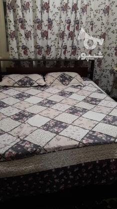 تخت دونفره با درارو 6 کشو ،ویترین دار در گروه خرید و فروش لوازم خانگی در تهران در شیپور-عکس1
