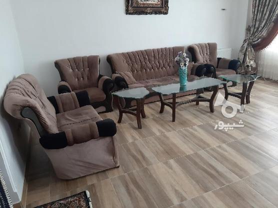 مبل هفت نفره با میز در گروه خرید و فروش لوازم خانگی در تهران در شیپور-عکس1