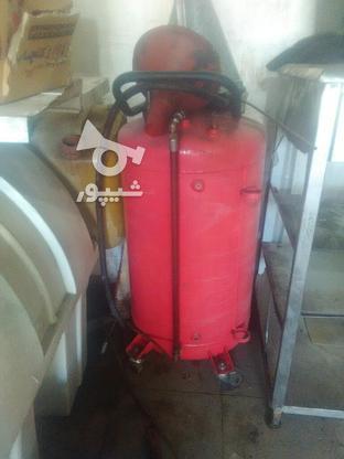ساکشن تعویض روغن در گروه خرید و فروش صنعتی، اداری و تجاری در خوزستان در شیپور-عکس1