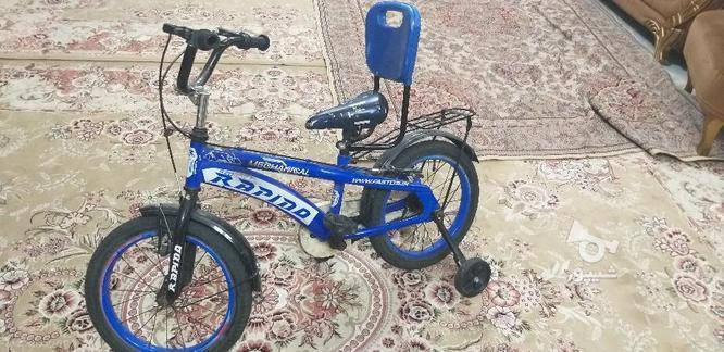 دوچرخه راپیدو   در گروه خرید و فروش ورزش فرهنگ فراغت در خراسان رضوی در شیپور-عکس1
