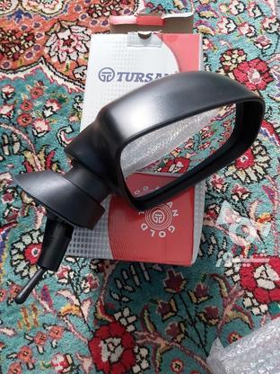 آینه بغل دستی بزرگ ال90 Tursan ترکیه در گروه خرید و فروش وسایل نقلیه در آذربایجان غربی در شیپور-عکس1