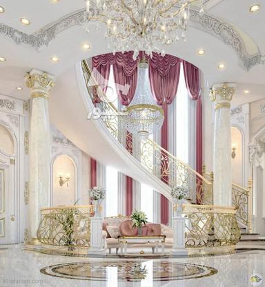 اجاره آپارتمان مسکونی 700 متر کلید نخورده در نیاوران جبلی در گروه خرید و فروش املاک در تهران در شیپور-عکس1