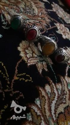 فروش چهارعددانگشتر در گروه خرید و فروش لوازم شخصی در تهران در شیپور-عکس1