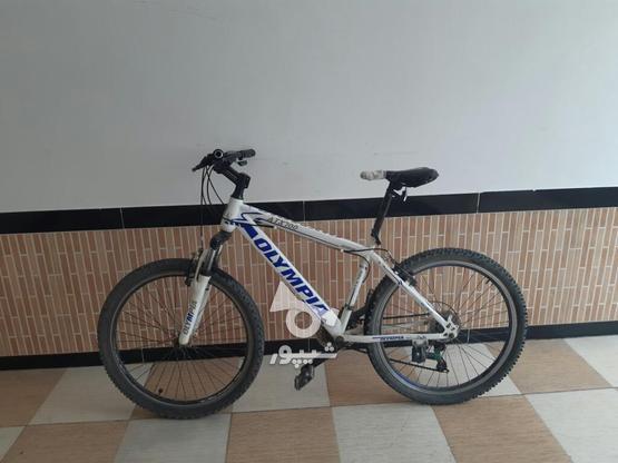 دوچرخه OLYMPIA سالم در گروه خرید و فروش ورزش فرهنگ فراغت در آذربایجان غربی در شیپور-عکس1
